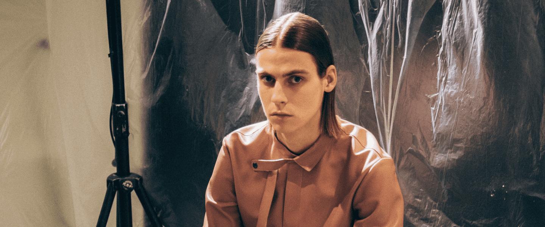 Jonathan Scarpari Fall Winter 2018-19 at Milan Fashion Week