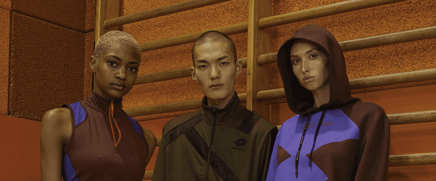 Damir Doma for Lotto's FW18/19 Collection