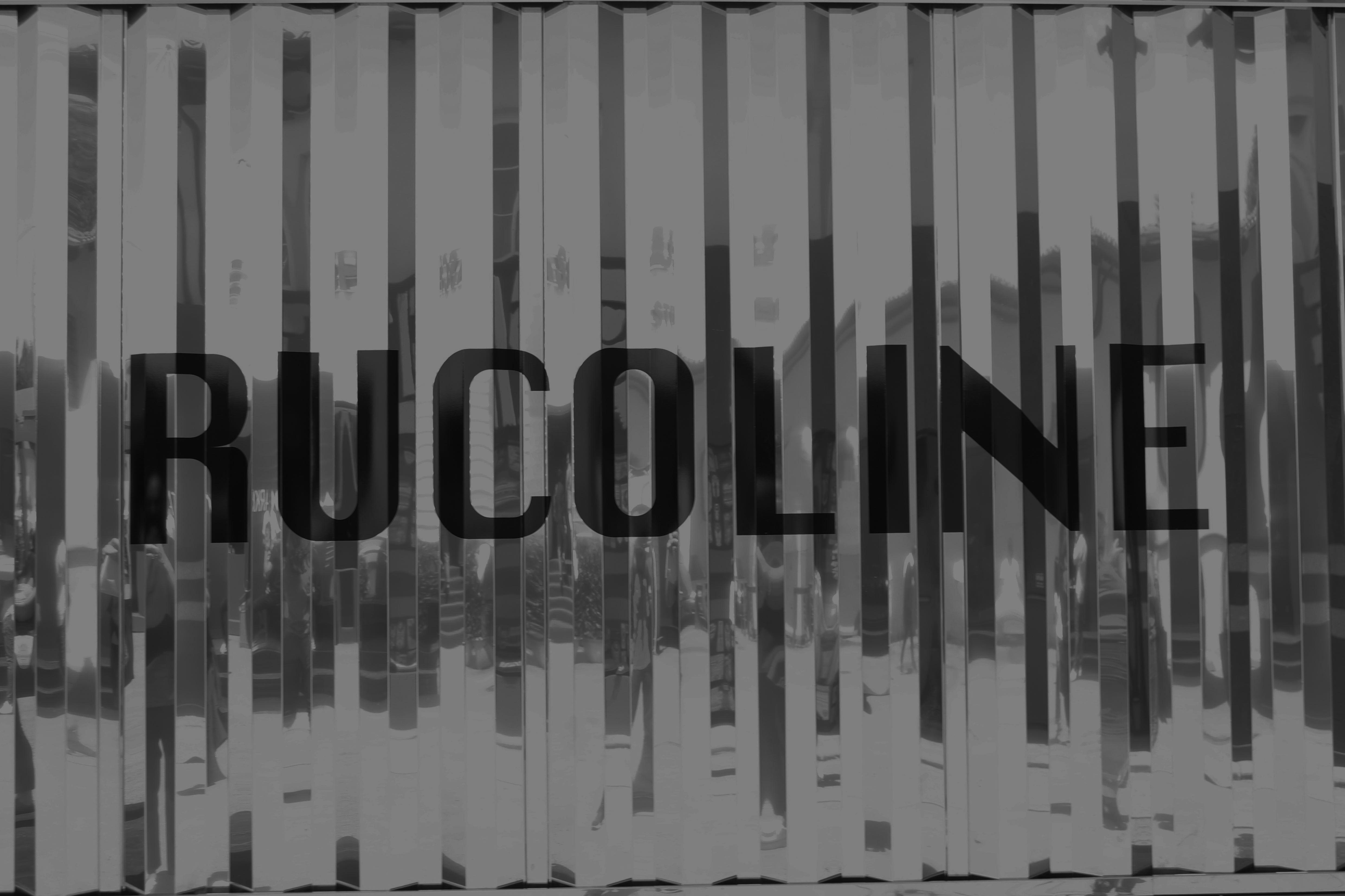 Rucoline at Pitti Uomo with Jasmine Thompson, Marracash, Elettra Lamborghini and Andreas Müller
