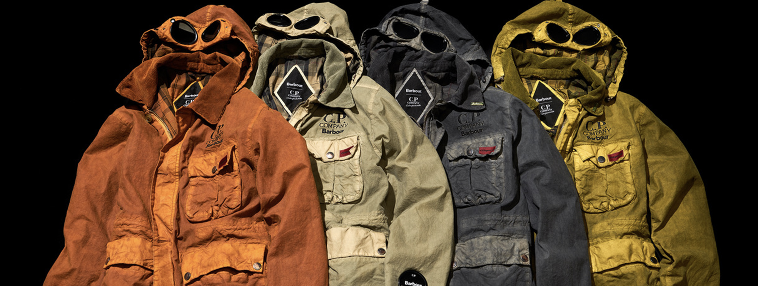 CP COMPANY 50 CHAPTER 07 – BARBOUR